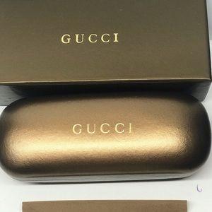 Brand new a Gucci Eyeglass/ Sunglass case